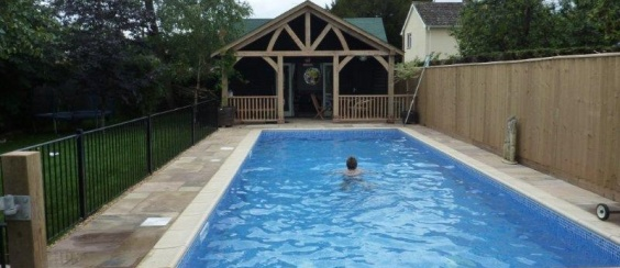 Thermapool Swimming Pool Insulation