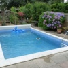 Outdoor Liner Swimming Pool Renovation