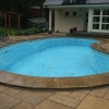 Outdoor Tiled Swimming Pool Renovation