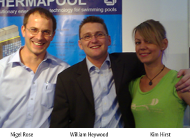 The Thermapool Team